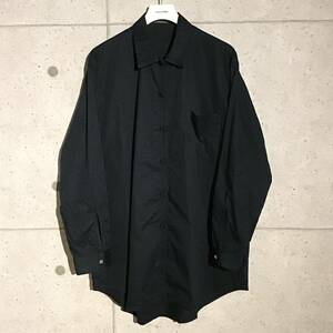 ONtheCORNER ITEM No.751/Y'sformen ワイズフォーメン チャイナシャツ ジャケット 04ss YohjiYamamoto POURHOMME ヨウジヤマモトプールオム