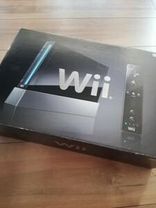 動作確認済中古ゲーム機本体 Wii Wiiリモコンプラス 任天堂 KURO