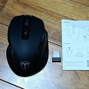 定350、新品 レーザーマウス Mouse ワイヤレスマウス 無線マウス
