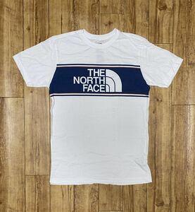 白(M) THE NORTH FACE ノースフェイスTシャツ ハーフドーム