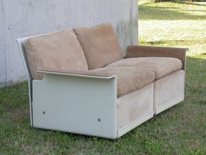 VITSOE 620 chair * program (design:Dieter Rams / 1962 year )1970 period Germany / 1P*2P sofa Vintage