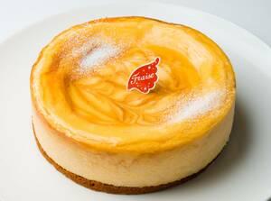 キャラメルチーズケーキ 15㎝ (約6~8人前)