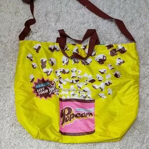 嵐ポップコーンツアーバッグ ARASHI LIVE TOUR Popcorn リバーシブル ショルダートートバッグ