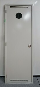 AR6003◆モデルR展示設置品◆スチールドア◆枠 付き◆鍵 無し◆枠外外 W630 H1950◆