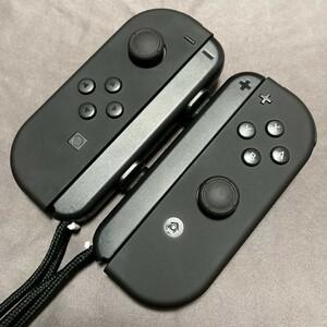 Nintendo Switch Joy-Con (L-R) ブラック