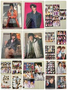 Hey!Say!JUMP クリアファイル 写真