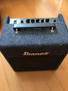 Ibanez ギターアンプ