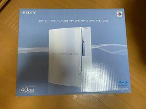 プレイステーション3 (40GB) CECHH00CW (セラミック・ホワイト)