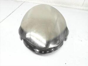 βCP10-4 ヤマハ マジェスティ125FI LPRSE (H20年式) 純正 スクリーン シールド 割れ無し!カット加工有!