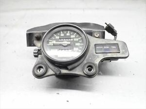 εCO28-5 カワサキ KDX200SR DX200G 平成元年式 純正 スピードメーター 動作正常!破損無し!走行距離16999km