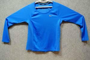 ナイキ NIKE ランニング 普段着 プラクティスシャツ Tシャツ 長袖 [サイズ: L /カラー: 写真参照]