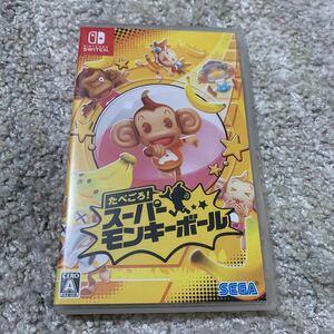 ニンテンドースイッチ Nintendo Switch スーパーモンキーボール