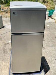 【動作良品】清掃済 サンヨー 直冷式冷凍冷蔵庫 109L SR-111B(SB) 2ドア 単身 一人暮らし 2003年製