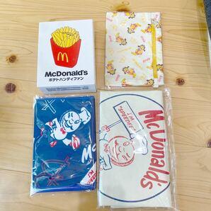 新品未使用 マクドナルド 福袋