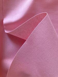 オックス生地 ピンク 幅112cm×3m