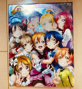 ラブライブ! μs GoGo! LoveLive! 2015 Blu-ray BOX