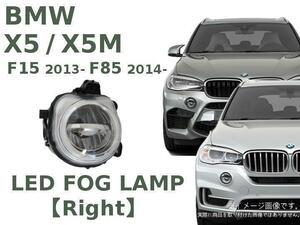 ★ BMW X5 F15 '13-/ X5M F85 '14- 右 LED フォグ ランプ 63177317252 xDrive 35i xDrive 35d xDrive 40e KR30 KR30S KS30 KS30S KT20 KT44