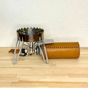 【ヌメ革】本革CB缶カバー レザーカバー SOTOバーナー ストーブ ランタン