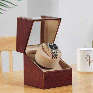 ★大切な腕時計をおしゃれに守る★ワインディングマシーン 自動巻き時計 ワインダー 機械式時計
