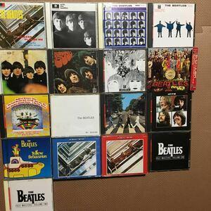 THE BEATLES CD 旧規格盤 18セット