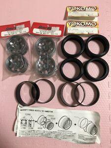 送料無料 SPEED WAY PAL YOKOMO ラジコン タイヤホイール セット ドリフト 1/10 未使用 スピードウェイパル ヨコモ