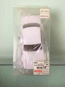 送料無料 京商 ミニッツ 日産 スカイライン 2000 GT-R レーシング ホワイトボディセット KYOSHO MINI-Z NISSAN SKYLINE ハコスカ