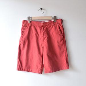 【送料無料】L.L.Bean アウトドア コットン ハーフパンツ ショーツ 半ズボン LLビーン W30 古着 EZ0182