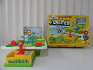 ◇スーパーマリオ クリスタル大迷路 玩具