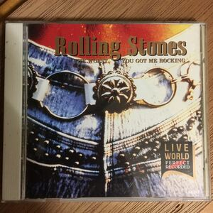 The Rolling Stones Live 1994 USA ストーンズ ライブアルバム レア