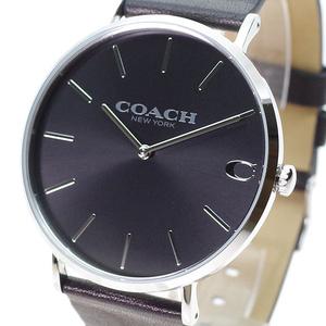 コーチ COACH 腕時計 メンズ 14602149 クォーツ ブラック
