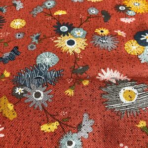 花柄 ハギレ 生地 生地幅×45