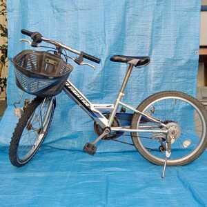Shimano 5 steps gear 20 inch bicycle cross bike