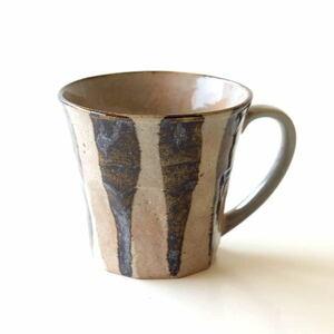 マグカップ 陶器 おしゃれ 美濃焼 コーヒーカップ 素朴なマグカップ B 送料無料(一部地域除く) kyt4921