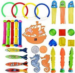 TIGERCUB プール おもちゃ お風呂 スイミング用品 水泳 水遊び ぷーる 大切な親子時間 子供用 男の子 女の子 贈り物