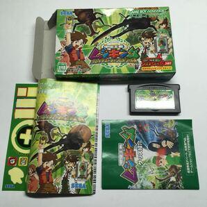 ゲームボーイアドバンス ソフト 甲虫王者ムシキング グレイテストチャンピオンへの道 動作確認済み カセット レトロ 任天堂