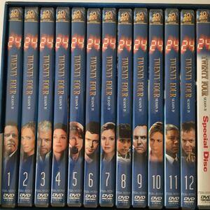 24-TWENTY FOUR-シーズンIV DVDコレクターズ・ボックス DVD