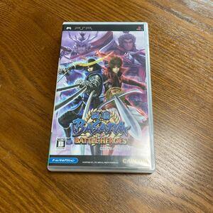 【PSP】 戦国BASARA バトルヒーローズ