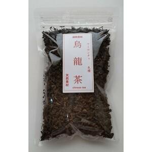 烏龍茶100g 二級茶葉 ウーロン茶