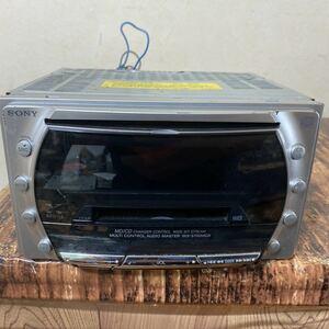 SONY CD/MD WX-5700MDX  работа  Не  проверка     продаю как не рабочий
