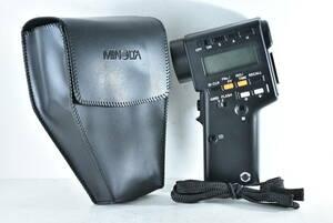 MINOLTA SPOTMETER F ミノルタ スポットメーターF 露出計 カメラ 用品 (ny1820)