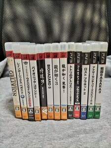 【PS2.PS3.PS4.PSP】まとめ売り+α
