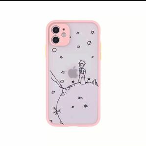 【新品】星の王子様 スマホケース iPhone12 iPhone12Pro かわいい