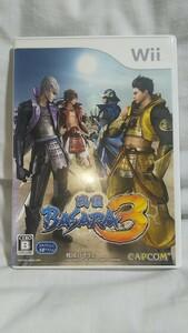 Wiiソフト戦国basara3