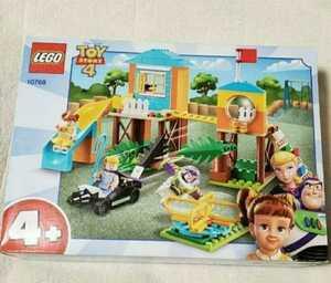 送料無料 新品 未使用 LEGO レゴ トイストーリー4 バズ 10768 女の子 男の子 バズ&ボー・ピープの遊び場の冒険 ディズニー ブロック