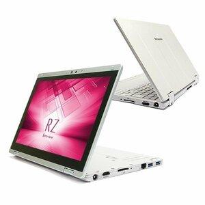 超軽量2in1 タブレット Panasonic-CF-RZ4 Core-m(5Y71)・4GB・SSD128GB・カメラ・OFFICE2019・WIFI・Win10・Bluetooth・フルHD  7276