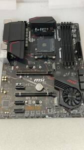 M7288 中古良品 マザーボード  MSI-MPG X570  GAMING PLUS   動作確認後 BIOSできます 起動OK