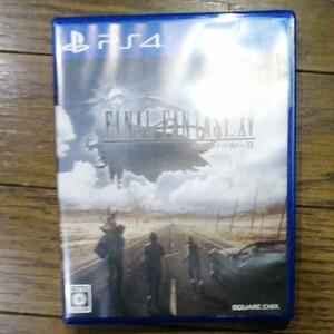 PS4 ファイナルファンタジー15 FINAL FANTASY XV
