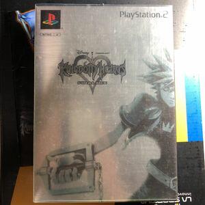 キングダムハーツファイナルミックス PS2 プラチナム・リミテッド KH Final Mix PlatinumLimited 限定