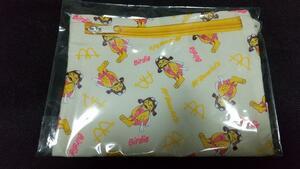 【ビッグスマイルバッグ】 ポーチ マクドナルド マック マクド【BIG SMILE BAG】