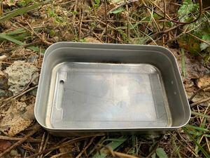 鉄板 6mm 焼肉 メスティン ラージ キャンプ バーベキュー アウトドア